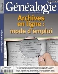 Archives en ligne : mode d'emploi, Hors-série n°35 - RFG | Nos Racines | Scoop.it