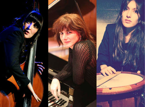 Jazz entre amigas | Actualitat Jazz | Scoop.it