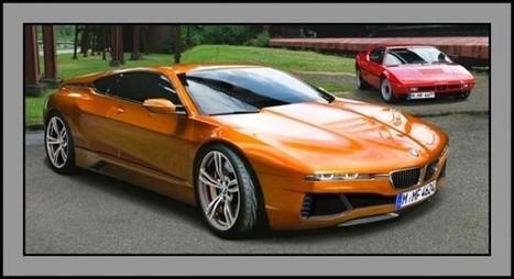 The BMW rumor : Le retour de la M1 | autopedia | Scoop.it