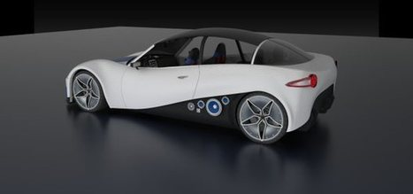 Check Out the Open Source Chassis that will Bring 3D-Printed Cars to the Streets | Raspberry Pi | Scoop.it