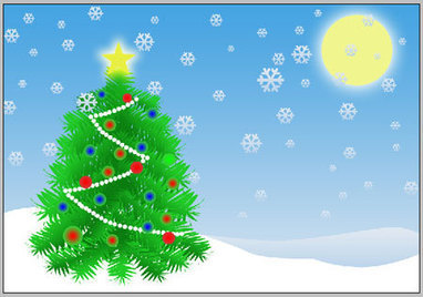 25 Christmas Photoshop Tutorials | Web | Scoop.it
