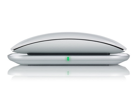 THE MAGIC CHARGER   WIRELESS CHARGER FOR MAGIC MOUSE   Art, Design & Technology   Scoop.it