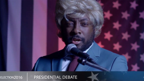 "Watch Will.i.am Become Donald T. Rump for ""Grab'm by the Pussy"" Funny or Die Music Video 