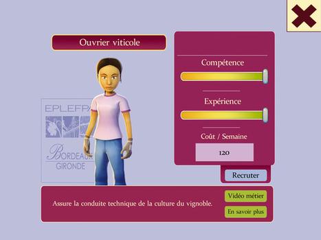 Le château academy vous forme sur le vin | Vin 2.0 | Scoop.it