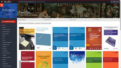 OpenLibra: La Biblioteca Libre online que estabas esperando | Escuela, biblioteca, bibliotecari@s | Scoop.it