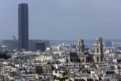 Could the City of LIGHT Become the City of HEIGHT?   The Architecture of the City   Scoop.it