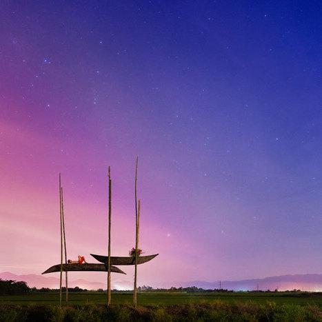 India Art n Design Global Hop : Boat-huts: seeking freedom through architecture! | India Art n Design - Architecture | Scoop.it