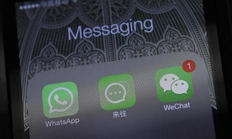 Can instant messaging damage your health? Doctor warns of 'WhatsAppitis' | Voluntariado Digital - ENGLISH | Scoop.it