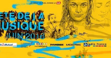 On Partage En Français: Fête de la Musique 2016   FLE info   Scoop.it