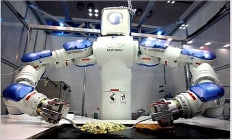World's first robot chef can prepare 2000 different dishes, with $0 pay | Impact Lab | Futurewaves | Scoop.it
