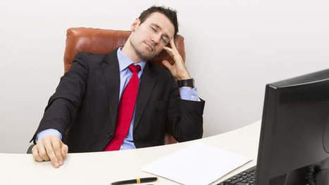 14h55, le moment le plus improductif de la journée | T2 - Travail, famille, ados, éducation | Scoop.it