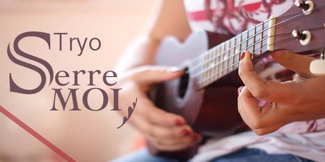 Ukulele Tryo Serre moi - Video + tablature | tablature et partition ukulele | Scoop.it
