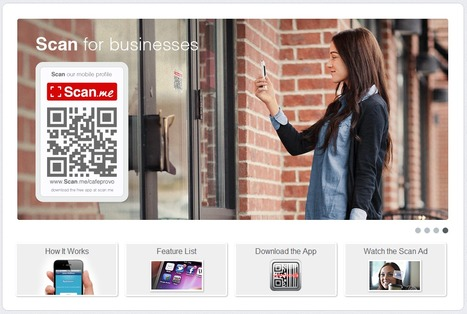 Scan.me Générateur de QR Codes. | Time to Learn | Scoop.it