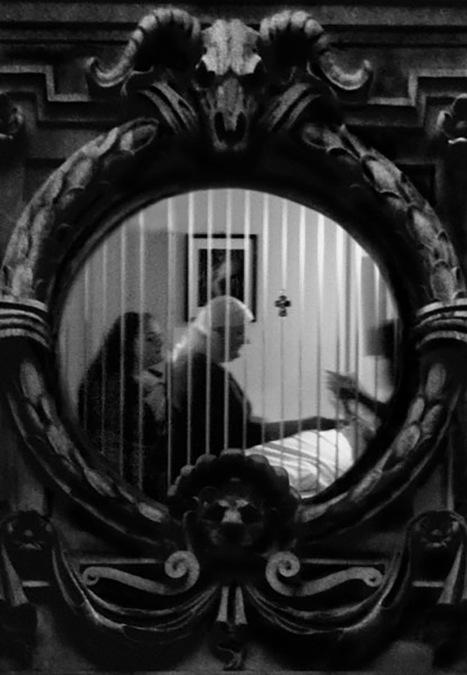 Yasmine Chatila vous observe la nuit à travers la fenêtre - OAI13   BremWeb: Imaging Stuff   Scoop.it