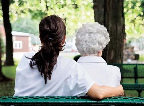 La dure vie d'une proche aidante | Aidants familiaux | Scoop.it