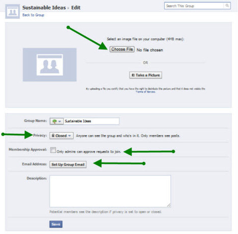 How to Use Secret Facebook Groups to Enhance Your Business | Social media culture | Scoop.it