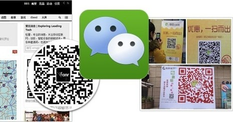 World's Biggest Messaging App Becomes A Social Marketing Hub Thanks To QR Codes | QR code experience | Scoop.it