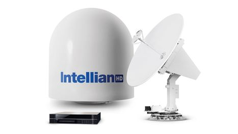 Intellian Antenna Delivers Global Uninterrupted TV Coverage   Marine Innovation   Scoop.it