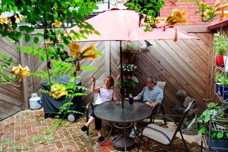 The kids gone, aging Baby Boomers opt for city life | baby | Scoop.it