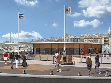 Marseille : enfin une gare maritime en 2018 | Marseille ma Belle | Scoop.it
