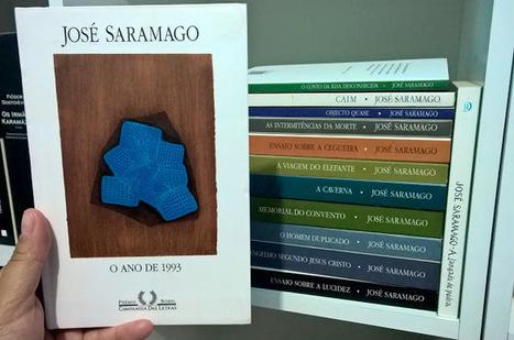 UNIVERSO DOS LEITORES: O ano de 1993, de José Saramago | Ficção científica literária | Scoop.it