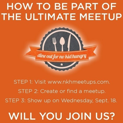 Twitter / nokidhungry: Please RT - Ultimate Meetup ... | Community Management | Scoop.it
