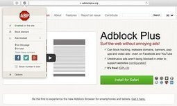 Adblock Plus wins another legal battle with German publishers | Occupy Your Voice! Mulit-Media News and Net Neutrality Too | Scoop.it