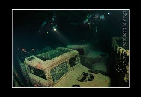How to dive the most famous shipwreck of the world, the Thistlegorm! - Aqualized Travel Adventures | #EAv (e)LOCRIS - Is Empire Avenue worth it? | Scoop.it
