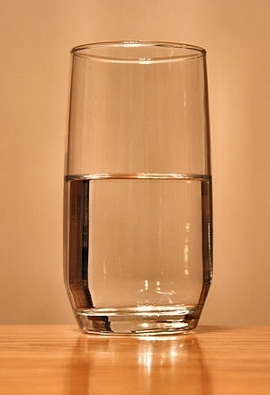 See the glass half full or empty?  Why Optimists are Happier, Healthier & Wealthier!   Life @ Work   Scoop.it