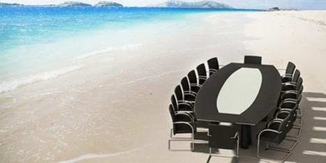 Comment aménager une salle de réunion? - aideochoix.com | Tourisme d'affaires | Scoop.it
