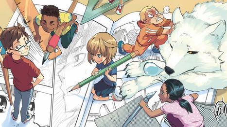 Culture manga : quelles sont les meilleures sagas à lire pour commencer ? - Pop culture - Numerama   littérature jeunesse   Scoop.it
