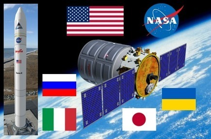 An Overview of the Cygnus Mission to ISS | Parabolic Arc | The NewSpace Daily | Scoop.it