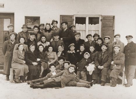 The Bielski Partisans | Holocaust Resistance Movements | Scoop.it