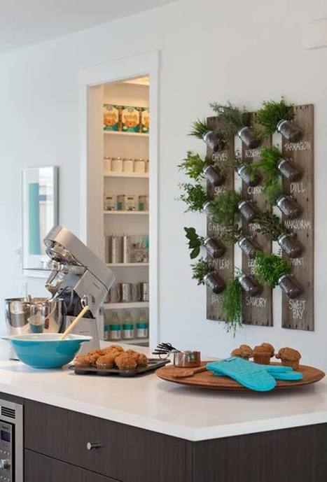 26 Mini Indoor Garden Ideas to Green Your Home - Decoration Art Loft | Guitar Lessons | Scoop.it