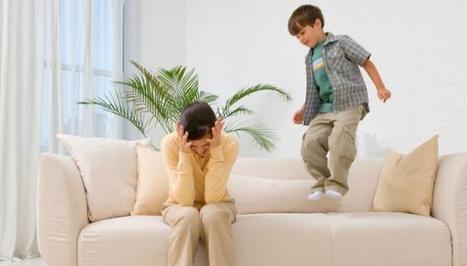 Cómo manejar las emociones y las conductas de nuestros hijos | La educación del futuro | Scoop.it