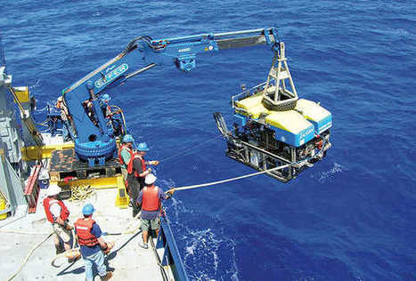 WOODS HOLE, Mass.: Online Science Expedition Brings Deep Sea Vents to the Computer Screen | Business Wire | Rock Hill Herald Online | Scuba & Underwater News | Scoop.it