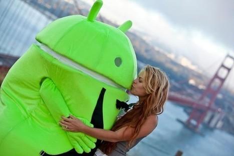 Android est le roi du Smartphone avec 68,1% de parts de marché dans le monde   Gotta see it   Scoop.it