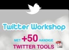 Twitter Tips & 50 Handige Twitter Tools | Twitter in de klas | Scoop.it