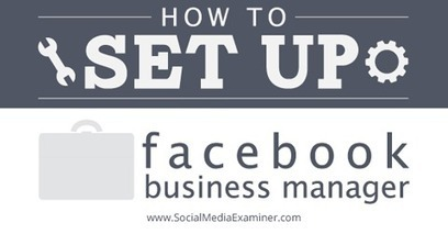 How to Set Up Facebook Business Manager | | Valeria Chenchevaya | Scoop.it