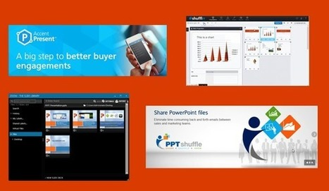 Best Slide Management Software & Solutions For 2016 | PowerPoint Presentation | Business and Productivity Tools | Scoop.it