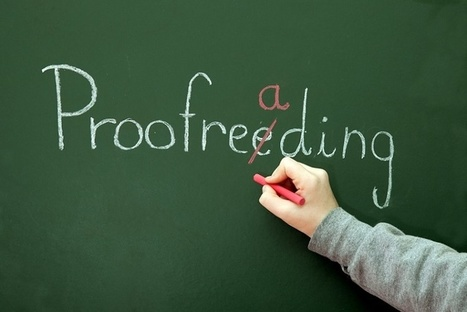 Proofreading is Essential for a Good Translation | Certified Translation Services | Scoop.it