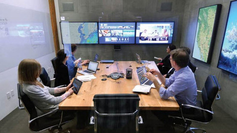 The Mezzanine Conference Room: An Advanced Collaboration Environment for ... - Telepresence Options | Library Collaboration