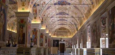 REGARDS SUR LE NUMERIQUE | La bibliothèque apostolique vaticane numérise ses trésors | Veille du REBICQ | Scoop.it