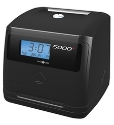 Pyramid 5000+ Auto-totaling Time Clock | Time & Attendence System | Scoop.it