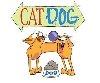 Catdog.png (400x334 pixels) | Conflict | Scoop.it