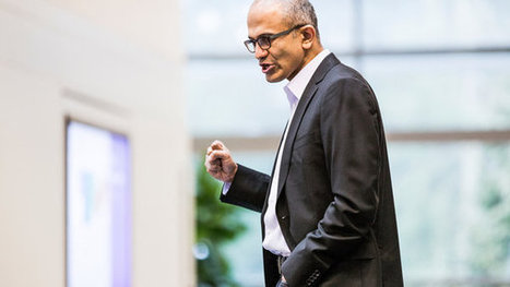 Microsoft Names Engineering Executive as New Chief | Businessandlifeessentials | Scoop.it