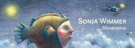 Sonja Wimmer | Ilustracion | Scoop.it