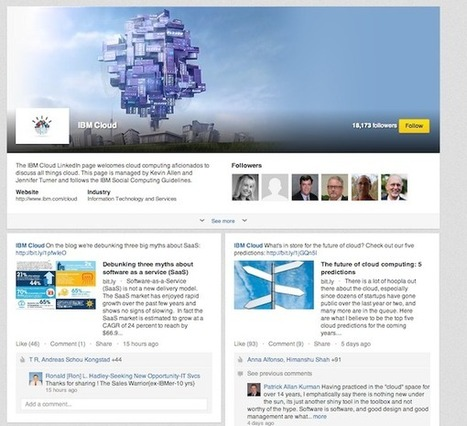 Your 5-Minute Guide to – LinkedIn Showcase Pages | eCommerce & Socia Media News | Scoop.it