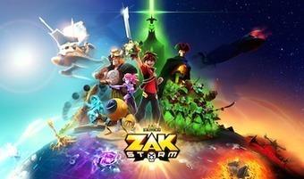 License! Global | Bandai Takes on New Series 'Zak Storm' | Los Angeles - London - Hong-Kong - Barcelona - Paris | Scoop.it
