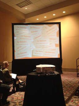 Reports of Reference Death May Be Exaggerated | PLA 2012 - Library Journal | PLA 2012 | Scoop.it